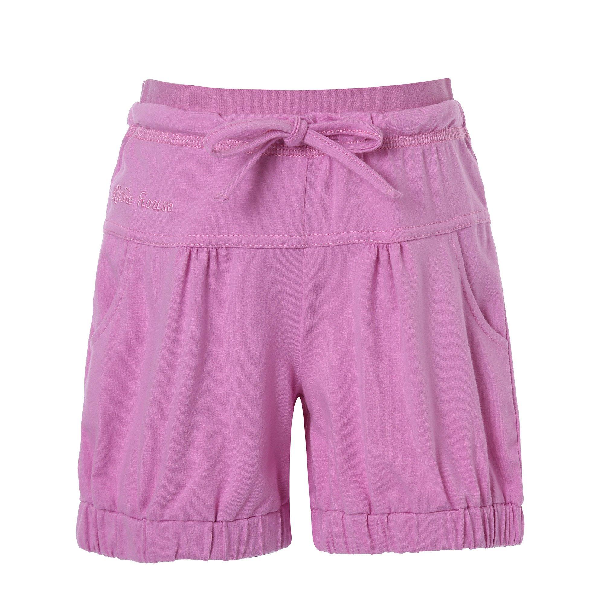 Richie House Little Girls' KnitShorts RH2293-A-6/7