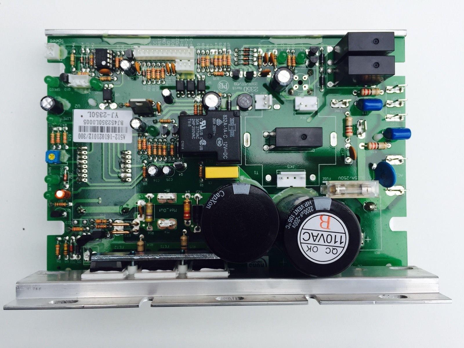 Sole Fitness TT8 Treadmill Lower Controller Control Board LpCA MCB D020055 CT800