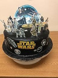 Amazon Uk Star Wars Cake Toppers
