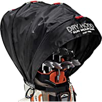 Sun Mountain Dry Hood Rain Cover, Black