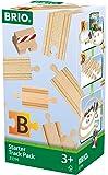 BRIO World 33394 - Schienen Starter Pack B, bunt