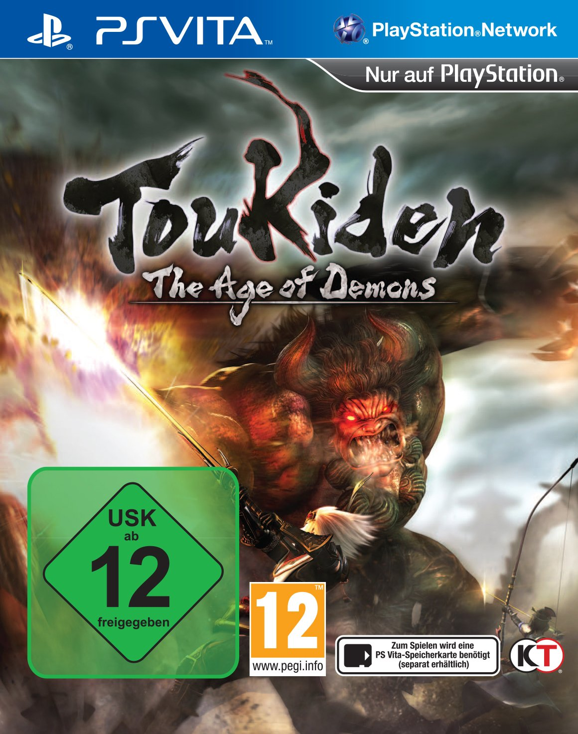 Toukiden: The Age of Demons, PS Vita