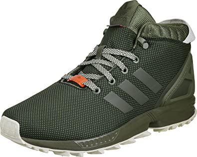new arrival 3b03f 5a481 adidas ZX Flux 5 8 TR Shoes Cargo Black White