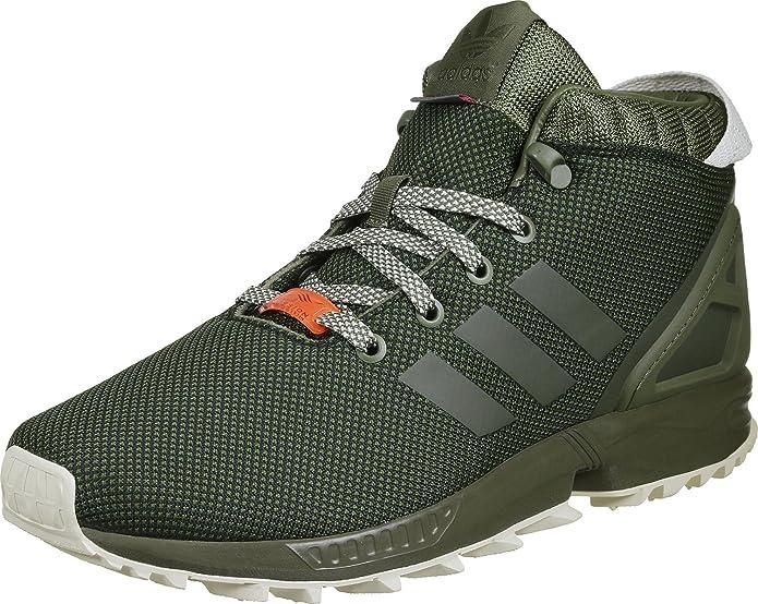 b8eb2c0b97 adidas Herren Zx Flux 5/8 Tr Gymnastikschuhe, Schwarz: Amazon.de: Schuhe &  Handtaschen