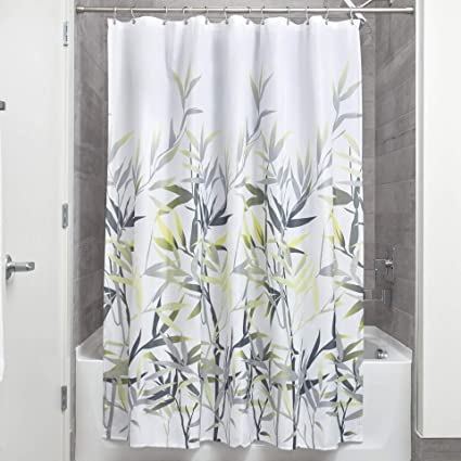 Amazon Fabric Shower Curtain For Master Guest Kids College