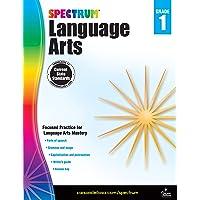 Spectrum | Language Arts Workbook | 1st Grade, 128pgs
