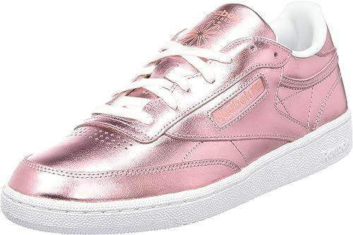 Reebok Damen Club C 85 S Shine Sneaker