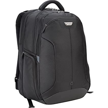 Image Unavailable. Image not available for. Color  Targus Corporate  Traveler Checkpoint-Friendly Backpack for 16-Inch Laptops ... 97dcc5d39ebfd