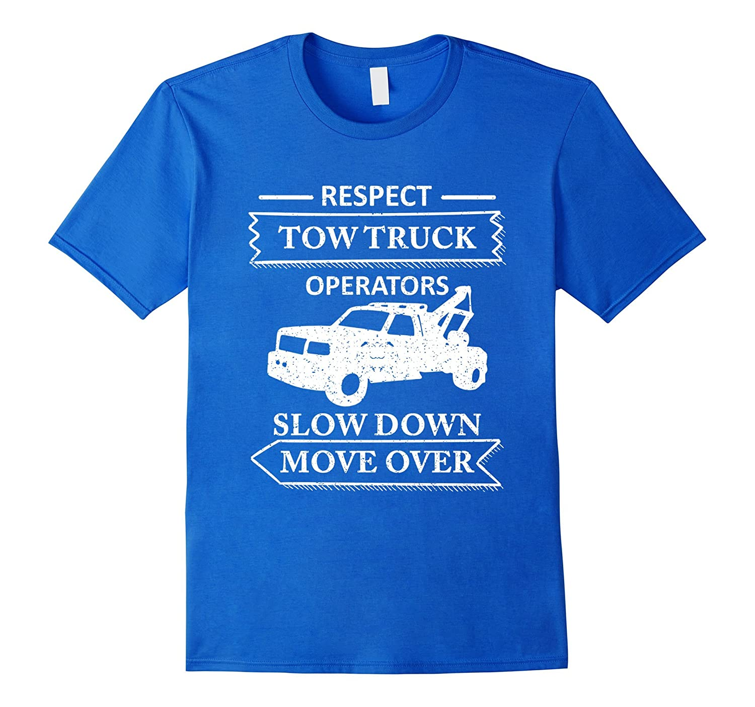 Tow Truck Driver Respect Tow Truck Operator Gift-CD