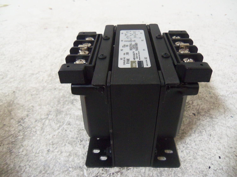 SOLA HEVI DUTY E150E INDUSTRIAL CONTROL TRANSFORMER
