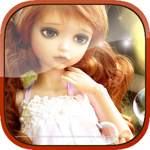 Amazon Com Beautiful Doll Interactive Live Wallpaper Appstore For