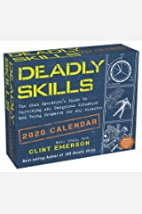 Deadly Skills 2020 Day-to-Day Calendar Calendar