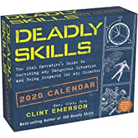 Deadly Skills 2020 Day-to-Day Calendar