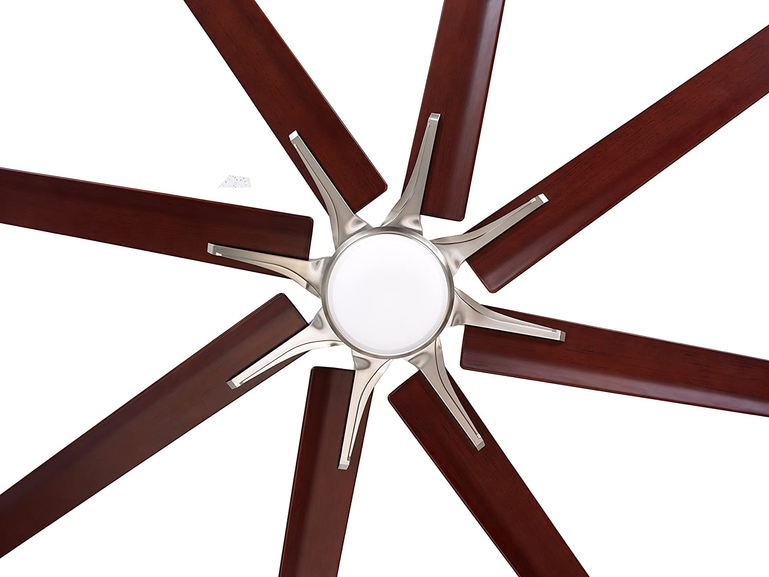 oil bronze ceiling traditional fans walnut dark lights w rubbed finish with fan inch blades in