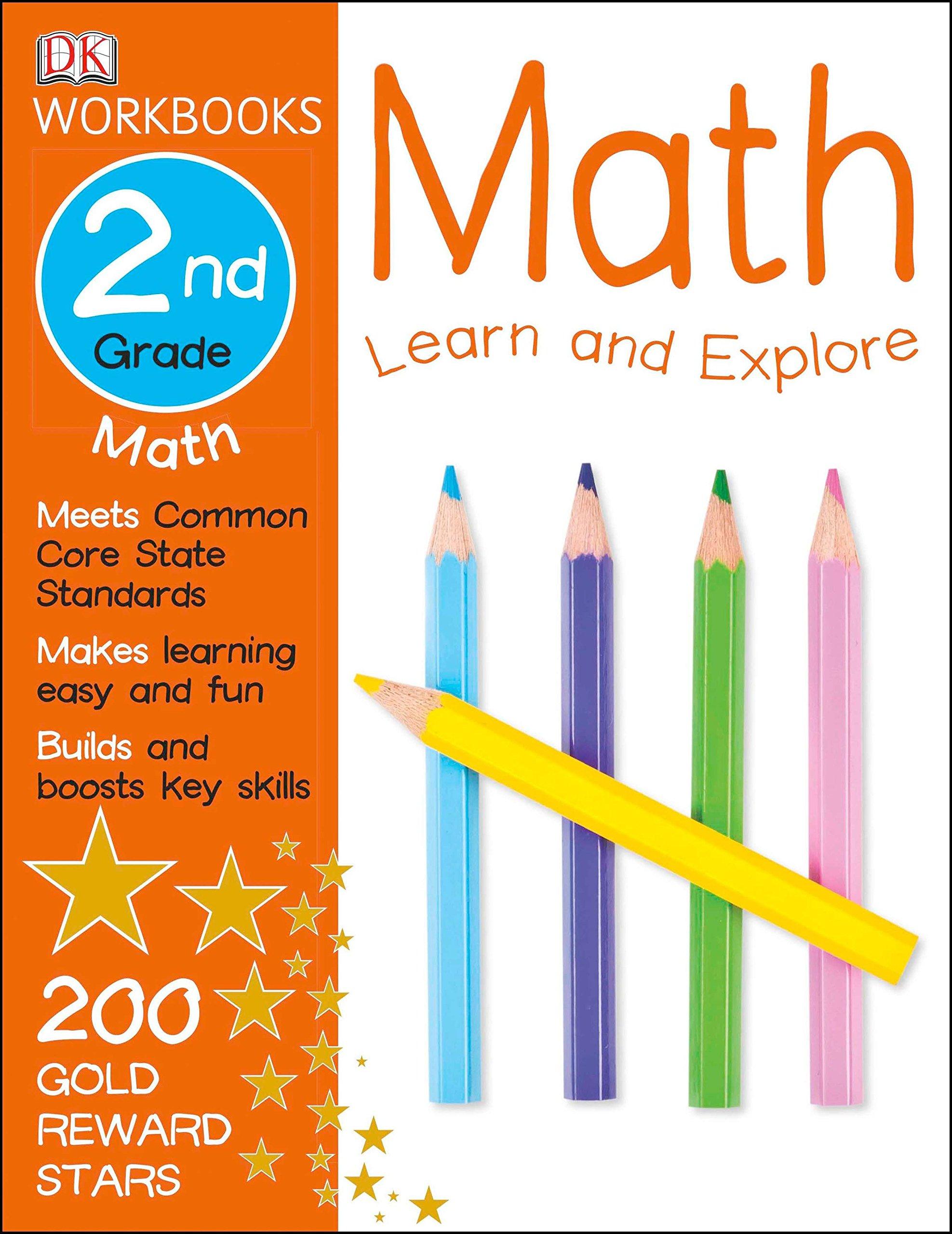 DK Workbooks: Math, Second Grade ebook