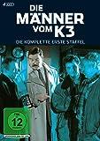 Die Männer vom K 3 - Die komplette erste Staffel [4 DVD]