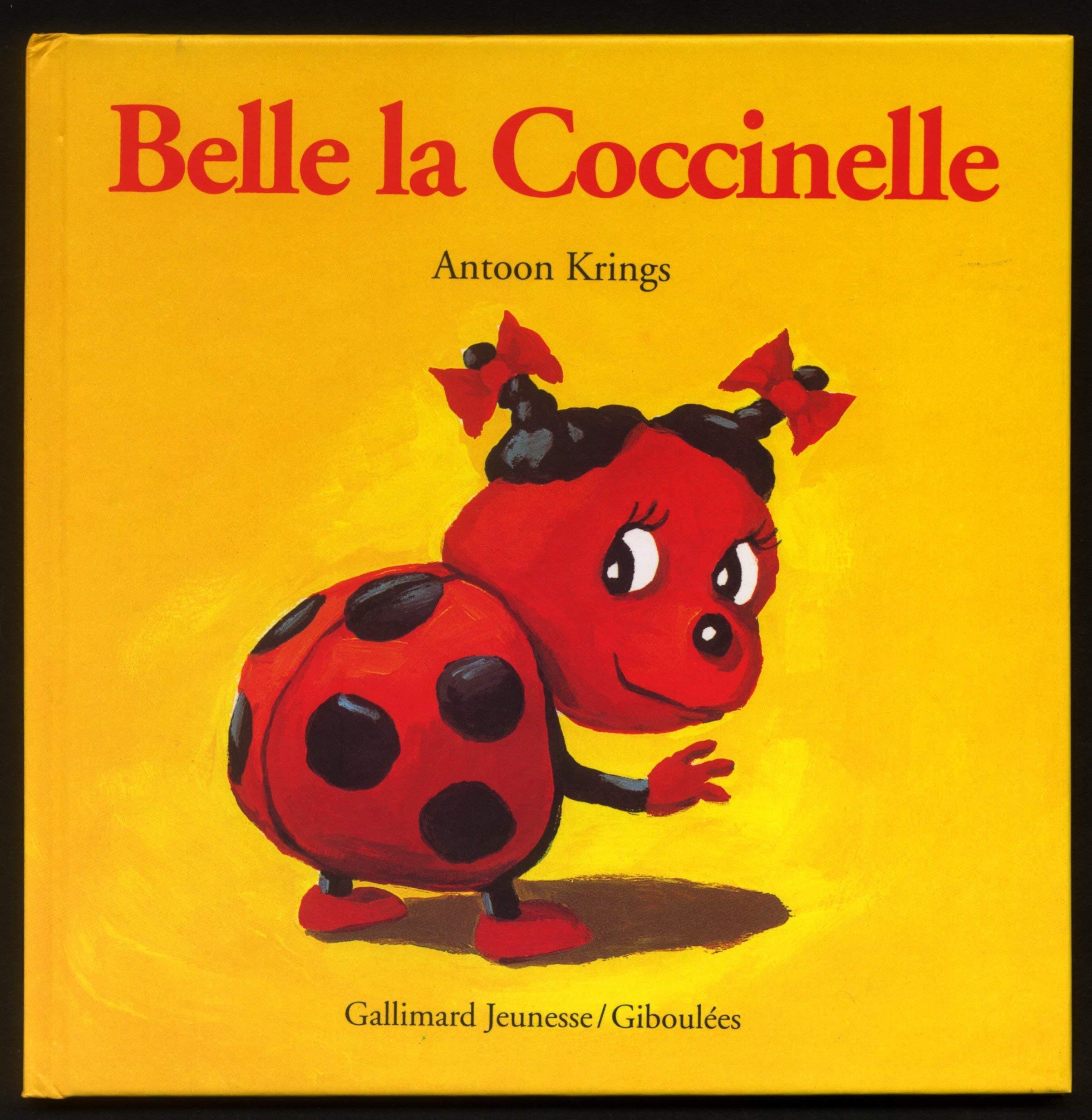 Amazon.fr - Belle la coccinelle - Krings - Livres
