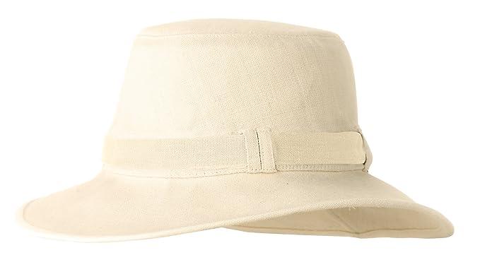 16dbe1e950516 Amazon.com: Tilley Endurables TH9 Women'S Hemp Hat: Clothing
