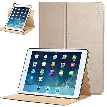 Amazon.com: Poetic DuraBook Cover – Funda para Apple iPad ...