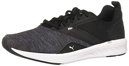 65c4716851fd Puma NRGY Comet Black White  Buy Online at Low Prices in India ...