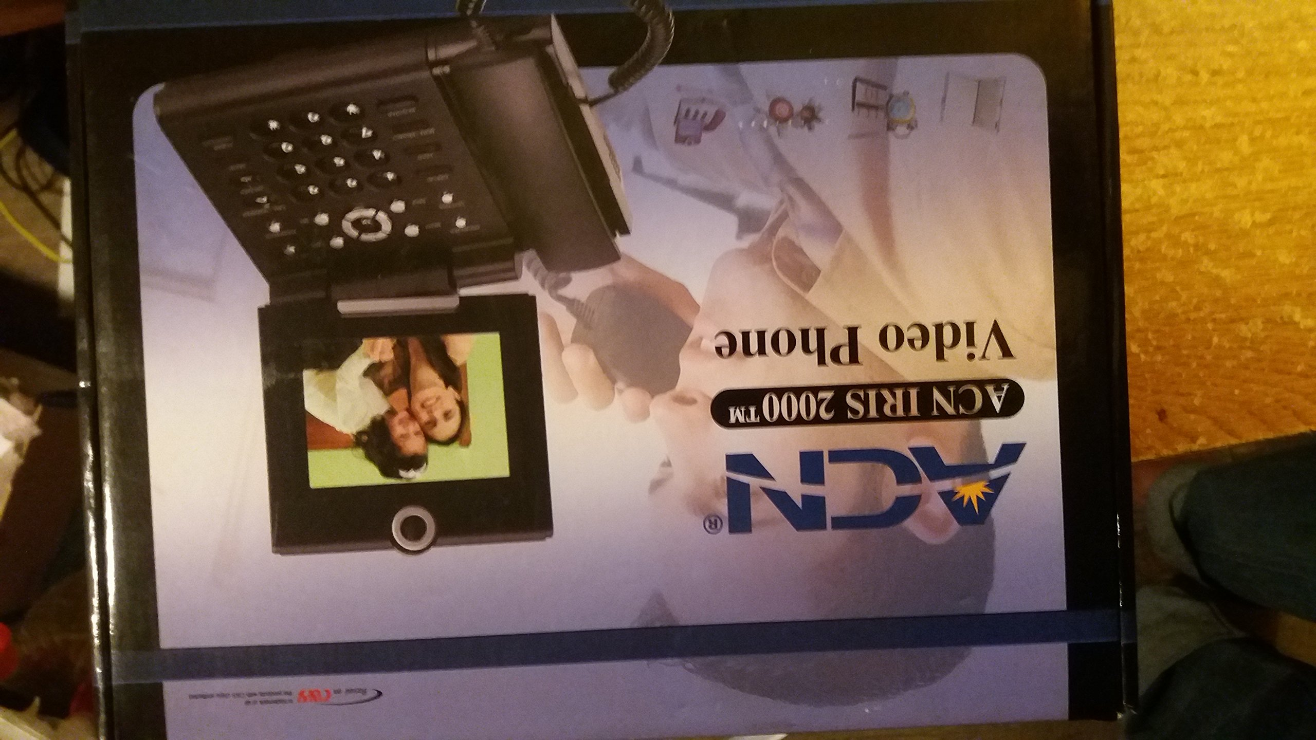 ACN Iris 2000 Video Phone