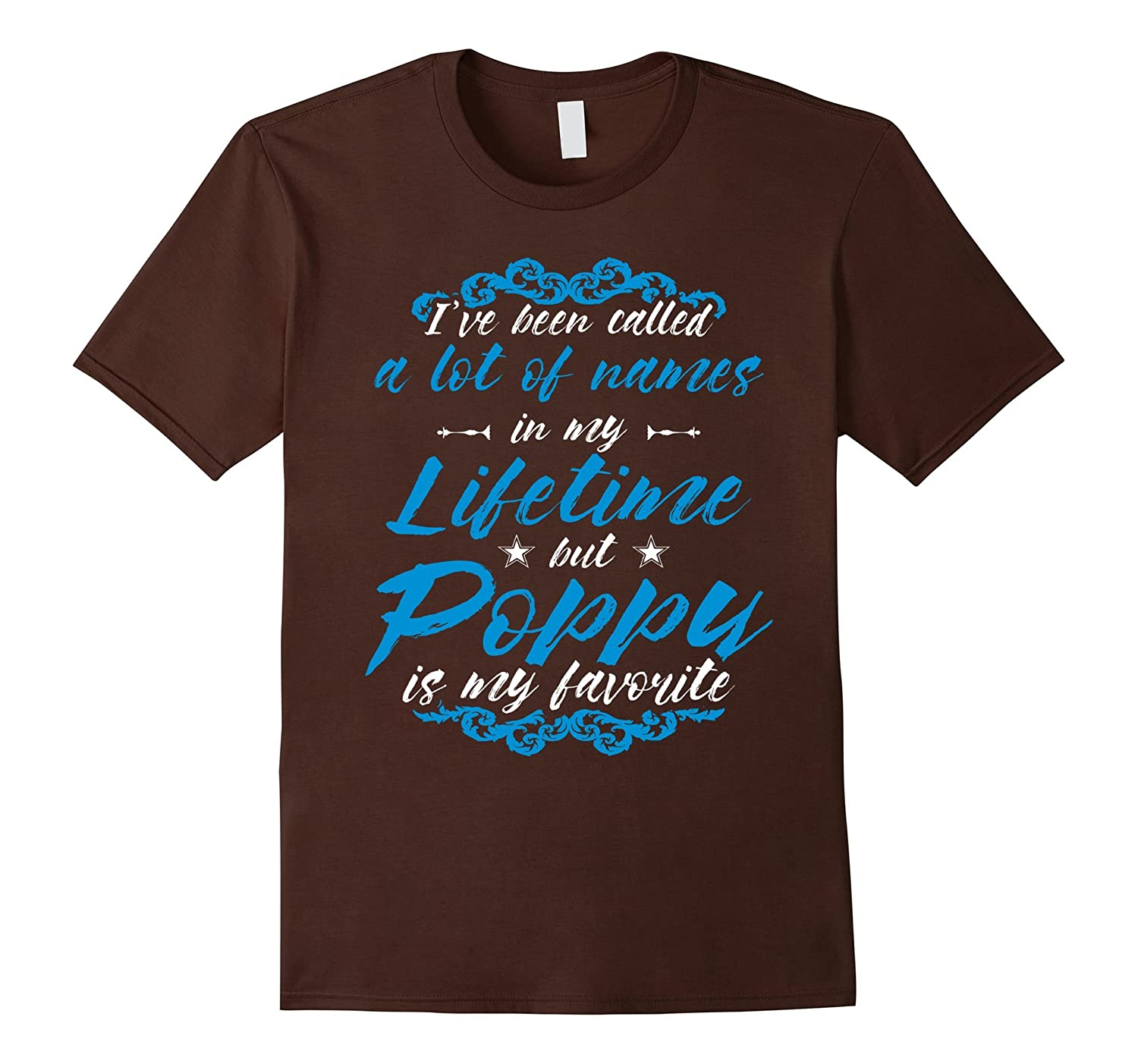 Mens My Favorite People Call Me Poppy Father's Day Gift for Daddy