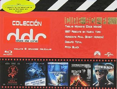 Pack Días De Cine (Sci-Fi) [DVD]: Amazon.es: Joseph Melito, Bruce ...