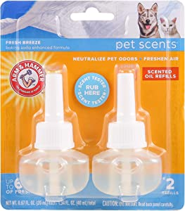 Arm and Hammer Pet Scents | Pet Odor Spray with Baking Soda Enhanced Formula to Eliminate Pet Odors