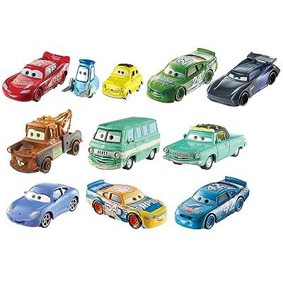 Disney Pixar Cars 3: Florida International SUPER SPEEDWAY 10-PACK [ Exclusive]: Toys & Games