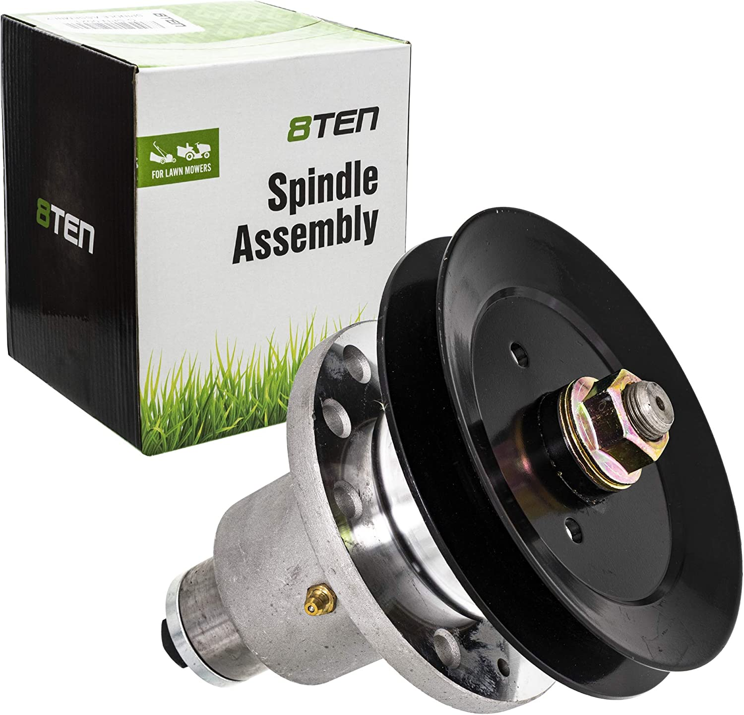 8TEN Spindle Assembly for Exmark 36 44 48 52 Inch Deck Lazer Z CT Zero Turn Metro HP Walk Behind 103-9081