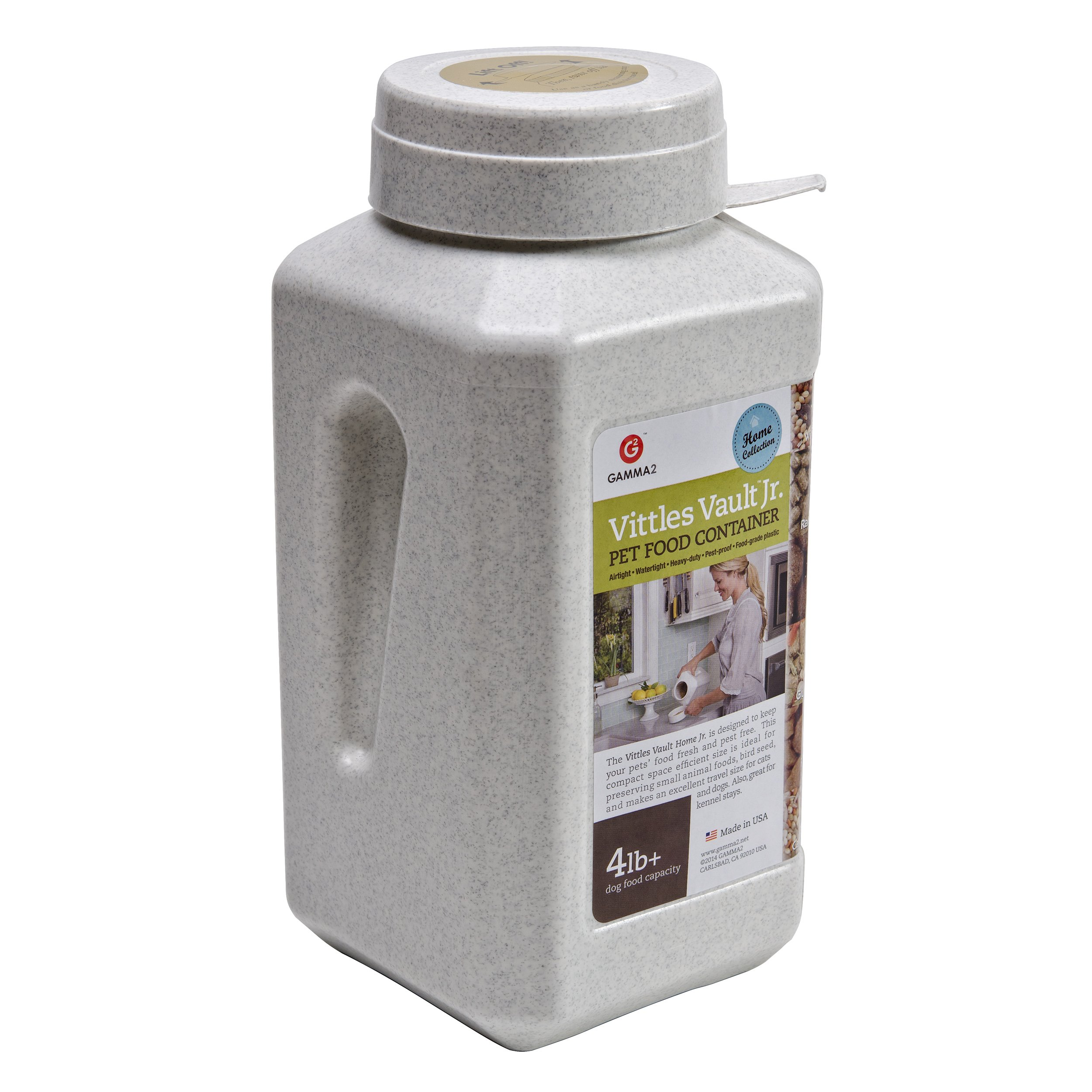 Vittles Vault Stackable Pet Food Container 5 Lb