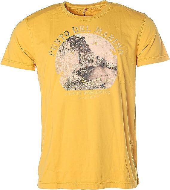 Signum Herren Kurzarm Shirt T-Shirt Rundhals Daytona Races Jacky Ickx