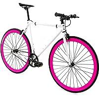 GOLDEN Road-Bicycles Golden Fixie