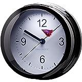 Aquavista Betta Fish Clock Aquarium, Pearl Black