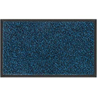 Mibao Door mat, 20 x 32 inch Rubber Backing Non Slip Low-Profile Super Absorbent Door Mat Cotton Shoe Scraper Dirt…