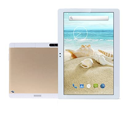 2e212ed82 Amazon.com : 10.1 Inch Tablet PC Android 7.1 Octa Core 4G RAM 64G ...