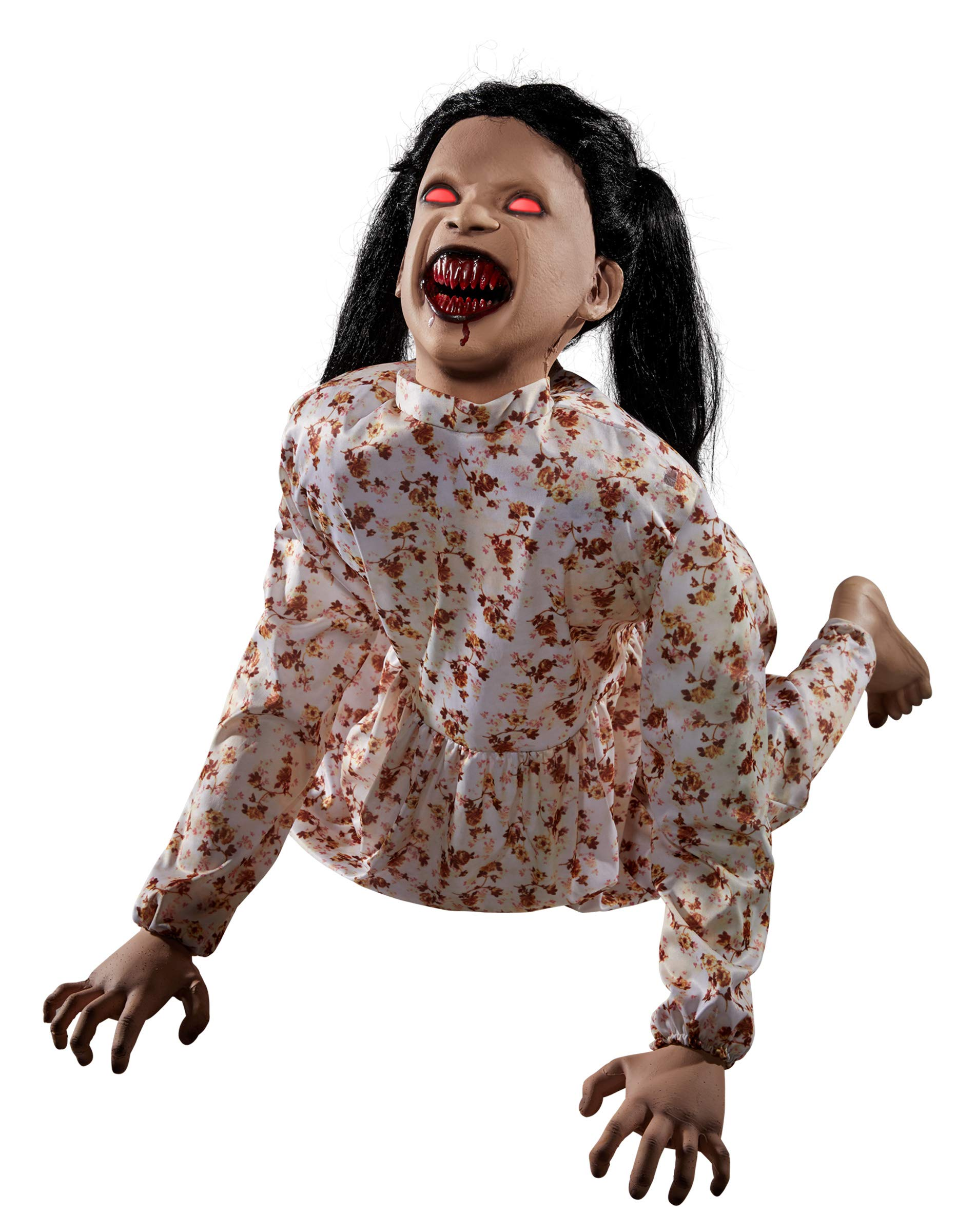 2.2 Ft Bloodthirsty Betty Animatronic by Spirit Halloween