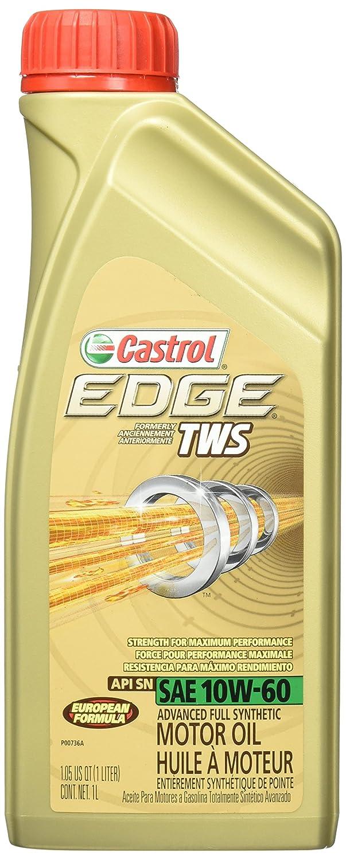 Amazon.com: Castrol 10W-60 Synthetic Motor Oil Z3 Z4 Z8 M3 M5: Automotive