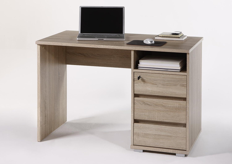 110 x 75 x 65 cm Sonoma Holzdekor Stella Trading Primus Schreibtisch ca