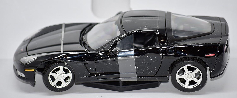 1/24 Motor Max 2005 Corvette C6 rot