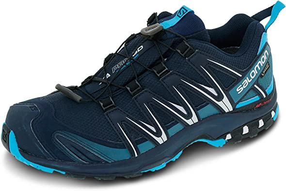 Salomon XA Pro 3D Ultra 2 GTX, Zapatillas de Running para Hombre: MainApps: Amazon.es: Zapatos y complementos