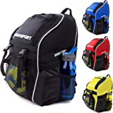 Soccer Backpack - Basketball Backpack - Youth...