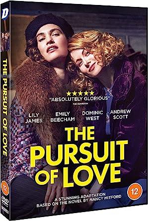 The Pursuit of love BBC, l'adaptation du roman de Nancy Mitford avec Lily James - Page 2 81jAxqrjq3S._AC_SY445_