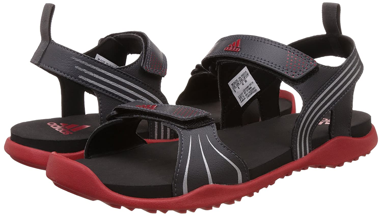 3988965f7a9de Adidas Men s Hewis Athletic   Outdoor Sandals
