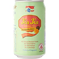 JJ Jia Jia Herbal Tea No Sugar Case, 24 x 300ml