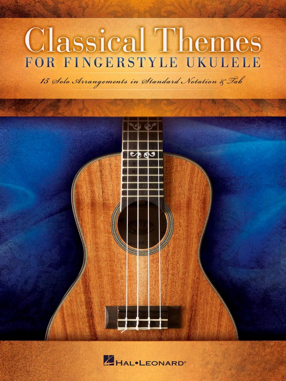Classical Themes For Fingerstyle Ukulele. Partitions pour Ukelele:  Amazon.fr: Instruments de musique