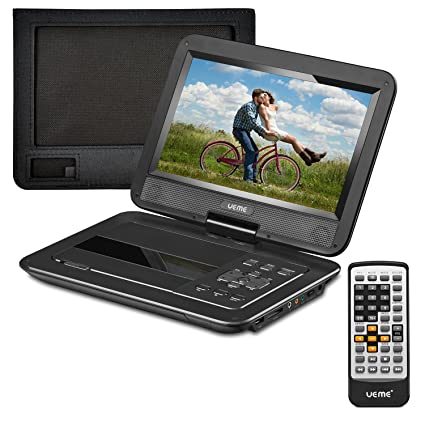 The 8 best portable dvd player with speakers