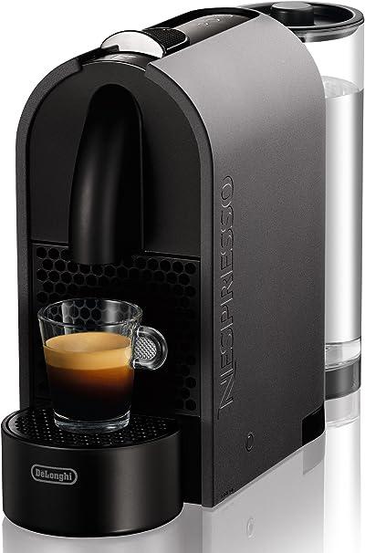 Nespresso DeLonghi U EN110G - Cafetera de cápsulas, color gris: Amazon.es: Hogar
