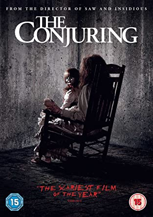 the conjuring dvd 2017