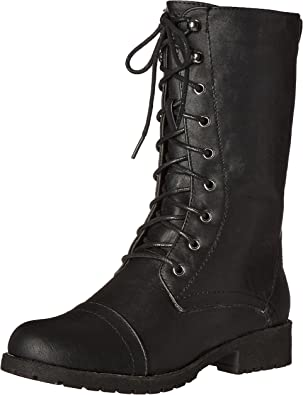 Lug 11 Womens Military Lace up Combat